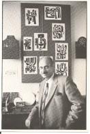 ANGERS - Hommage à Maurice POUZET, Illustrateur Et Graveur - Angers