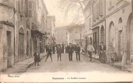 09 - PAMIERS,  LA RUE DE LOUMET TTRES ANIMEE)