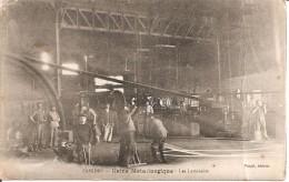 09 - PAMIERS,  USINE METALLURGIQUE - LES LAMINOIRS