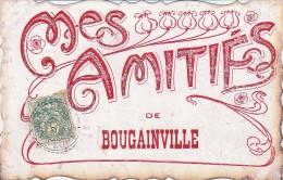80 - BOUGAINVILLE - Mes Amitiés De Bougainville - France