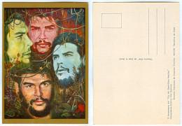 AK Ernesto Che Guevara Rosario Comandante Kuba Cuba Kommunist Comunismo Kommunismus Ikone Rosario Rafael De La Serna - Persönlichkeiten