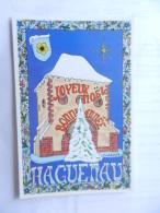 67 HAGUENAU  JOYEUX NOEL TIRAGE LIMITE - Haguenau