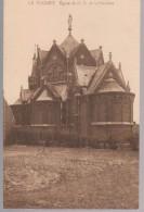 Cpa Le Tuquet  Mouscron  église - Mouscron - Möskrön