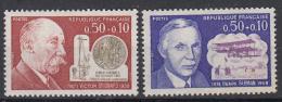 FRANKRIJK - Michel - 1971 - Nr 1751/52 - MNH** - Nuovi