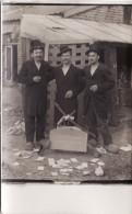 CP Photo Janvier 1916 Secteur Vimy - Soldats Allemands, Sabre (A66, Ww1, Wk1) - Unclassified