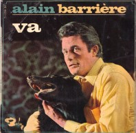 45T ALAIN BARRIERE - Vinyl-Schallplatten