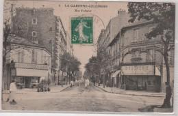 LA GARENNE COLOMBES Rue Voltaire, Hotel Vins Billard, Chirurgien Dentiste, Boucherie - La Garenne Colombes