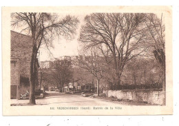 Vezenobres-Entrée De La Ville-(B.2604) - Other Municipalities