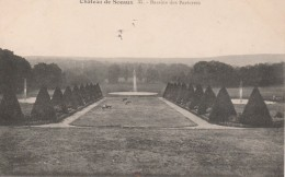 SCEAUX Bassin Des Parterres Du Château, Vaches - Sceaux
