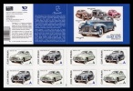 Czech Republic 2015 Mih. 855/56 Cars. Skoda (booklet) MNH ** - Czech Republic