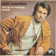 45T ALAIN BARRIERE - Altri - Francese