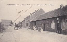 Diest - Schaffen - Tessenderloose Steenweg - Diest