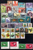 37 Timbres San Marino Selon Scan, Oblitéré, + 4 TP', Neuf ** Lot 45483 - Collections, Lots & Séries