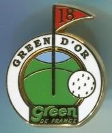 AB-GREEN D'OR GREEN DE FRANCE - Golf