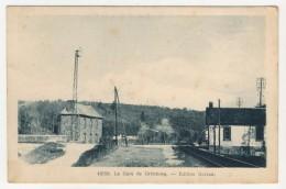 14 - Grimbosq            La Gare - France