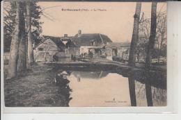 60  - BERTHECOURT  -  LE  MOULIN...1916 - Francia
