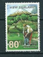 1995 New Zealand 80 Cent Golf Used/gebruikt/oblitere - Nieuw-Zeeland