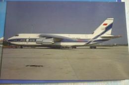 VOLGA DNEPAR AIRLINES      ANT 124    CCCP 82042
