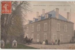 CPA 52 CHAUMONT Environs Le Château De Pontarcé Carte Colorisée 1905 - Chaumont