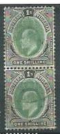 Nigeria Du Sud - Yvert N°27 OBLITERE PAIRE VERTICALE    - Ai20905 - Nigeria (...-1960)