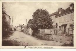 03 . SAINT PALAIS .  RUE PRINCIPALE - France
