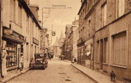 TINCHEBRAY -Le Carrefour Du Lion D'Or - France