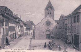Grandson, Rue Haute, Fontaine Et Lavandières (6577) - VD Vaud