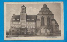 OBERHAUSEN     Königlichas Gymnasium - Oberhausen