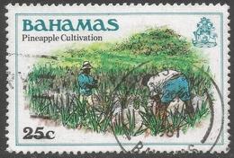 Bahamas. 1980 Definitives. 25c Used. SG 566 - Bahamas (1973-...)