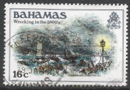 Bahamas. 1980 Definitives. 16c Used. SG 563 - Bahamas (1973-...)