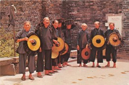 ¤¤  -  CHINE  -  HONG KONG  -  Village Women Outside Kathing City  -  Oblitération   -   ¤¤ - Chine (Hong Kong)