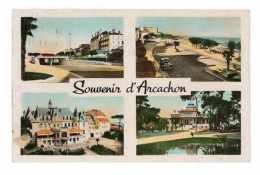 CPSM 33 SOUVENIR D'ARCACHON - Arcachon