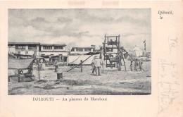 ¤¤  -   DJIBOUTI   -  Au Plateau Du Marabout    -   ¤¤ - Gibuti