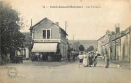 18 - CHER - Saint Amand Montrond - Les Varennes - Saint-Amand-Montrond