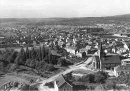CPSM - THANN (68) - Vue Aérienne Sur Vieux-Thann En 1950/60 - Thann