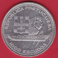 Portugal - 1000 Escudos Argent - 1996 - SUP - Portugal