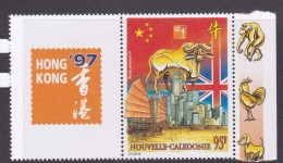 New Caledonia SG 1088 1997 Year Of The OX MNH - New Caledonia