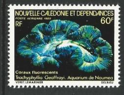 """Nelle Calédonie PA 209 """"Faune Aquarium De Nouméa"""" Neuf ** - Neufs"""