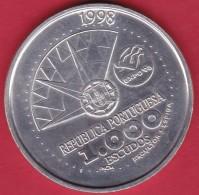 Portugal - 1000 Escudos Argent - 1998 - SUP - Portugal