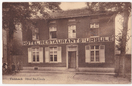 Tildonk: Hôtel Ste-Ursule. - Haacht