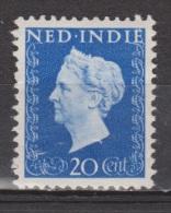Nederlands Indie Netherlands Indies Dutch Indies 338 MNH PF ; Koningin, Queen, Reine ,reina Wilhelmina 1948 - Niederländisch-Indien