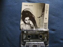 P.J. HARVEY K7 AUDIO VOIR PHOTO...ET REGARDEZ LES AUTRES (PLUSIEURS) - Audio Tapes