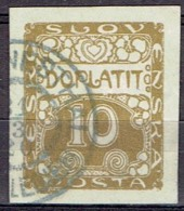 CZECHOSLOVAKIA  # FROM 1919  STANLEY GIBBONS D25 - Postage Due