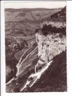 CP  BEAUME-LES-MESSIEURS - La Roche De Granges Et Les Routes De Crançot Et De Voiteur - Baume-les-Messieurs