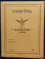 Protège-Cahier - EDSON - Jaune - Schutzumschläge