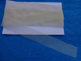 Dentelle  Tulle  Long 4 Metres X3.5cm De Large - Habits & Linge D'époque