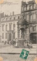 BORDEAUX  Fontaine Fondaudege Et L'archevéché Anglse Avec Papier Scotché - Central Garage - Bordeaux