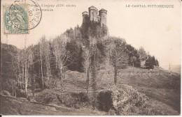 Tournemire : Chateau D Anjony - Autres Communes