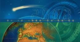 Bundesrepublik Deutschland 1999 / 2000 -  Postkarte Mit Markenbild (2028) - Shooting Star - BRD