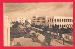 MOGADISCIO - PALAZZI DEL GOVERNO - SOMALIA - Somalia